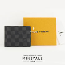 Louis Vuitton SLENDER WALLET [London department store new item]