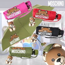 Moschino Casual Style Other Animal Patterns Umbrellas & Rain Goods