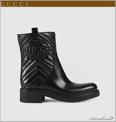 GUCCI Women s Flat Boots  Shop Online in US  49f393df64