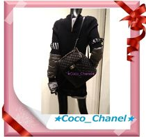 CHANEL MATELASSE Casual Style Unisex Lambskin A4 2WAY Plain Backpacks