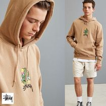 STUSSY Sweat Long Sleeves Hoodies
