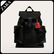 ZARA Backpacks