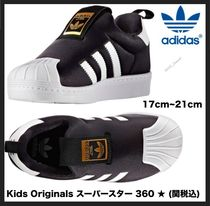 adidas SUPERSTAR Unisex Kids Girl Sneakers