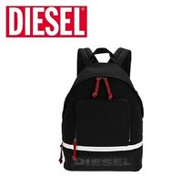 DIESEL Plain Backpacks