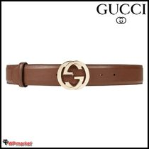 GUCCI Casual Style Belts