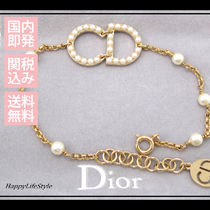 Christian Dior With Jewels Elegant Style Bracelets