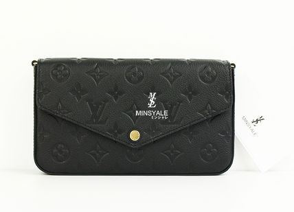 ... Louis Vuitton Clutches POCHETTE FÉLICIE London department store new item   2 ... 8890e3a31b5