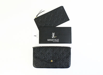 ... Louis Vuitton Clutches POCHETTE FÉLICIE London department store new item   8 ... b67c64cb932