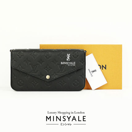 ... Louis Vuitton Clutches POCHETTE FÉLICIE London department store new item   ... 2c102c72802