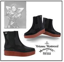Vivienne Westwood Casual Style Collaboration Rain Boots Boots