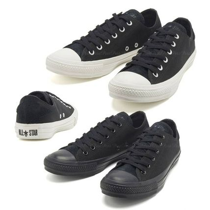 6921c18bbc40 ... CONVERSE Low-Top Star Casual Style Unisex Suede Low-Top Sneakers ...
