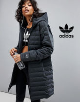 adidas Street Style Collaboration Long Down Jackets