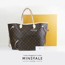 Louis Vuitton NEVERFULL NEVERFULL GM [London department store new item]
