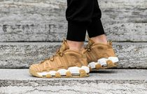 """Nike AIR MORE UPTEMPO AIR MORE UPTEMPO '96 PRM """"FLAX"""" AA4060-200"""