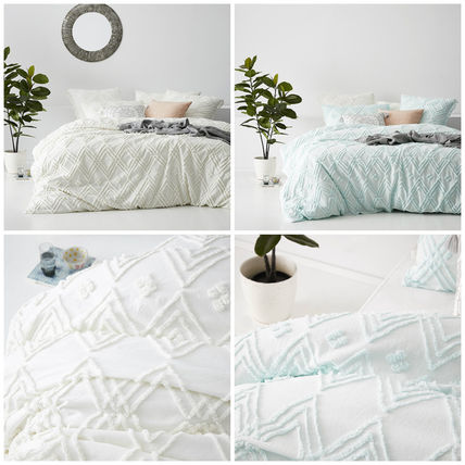 Plain Pillowcases Comforter Covers Duvet Covers