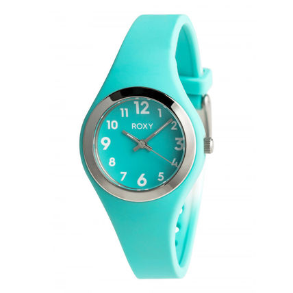 ROXY For JUNIOR/ ALLEY S ANALOGUE WATCH