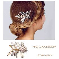 Party Style With Jewels Hair Accessories