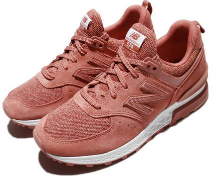 New Balance 574 Casual Style Street Style Low Top Sneakers (WS574)
