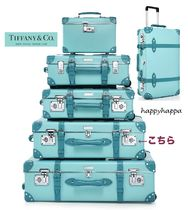 Tiffany & Co Handmade 3-5 Days Hard Type Luggage & Travel Bags