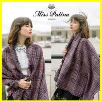 Miss Patina Casual Style Wool Outerwear