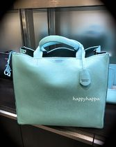 Tiffany & Co Leather Totes