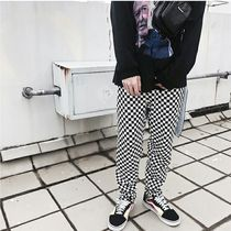 Tapered Pants Other Check Patterns Tapered Pants