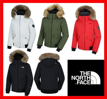 THE NORTH FACE Down Jackets Street Style Down Jackets