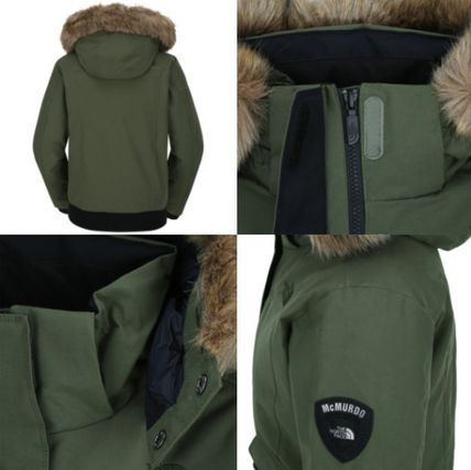 THE NORTH FACE Down Jackets Street Style Down Jackets 3