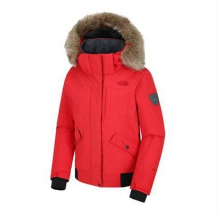 THE NORTH FACE Down Jackets Street Style Down Jackets 4