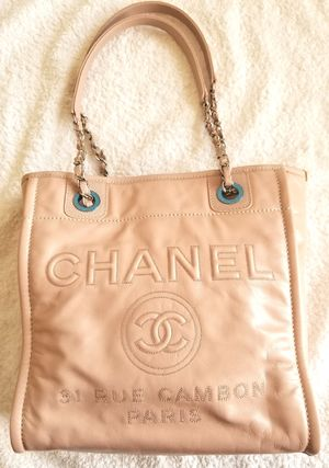 CHANEL Totes Leather Totes 4