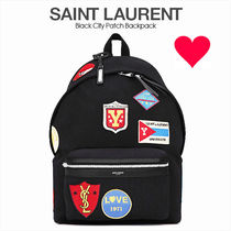 Saint Laurent Backpacks