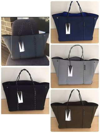 A4 2WAY Elegant Style Totes
