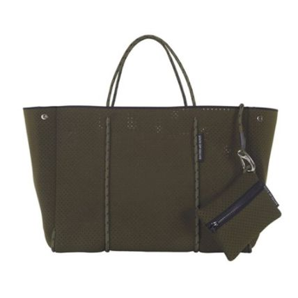 State of Escape Totes A4 2WAY Plain Totes 11