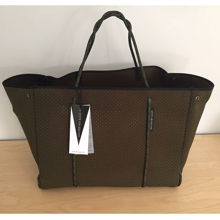 State of Escape Totes A4 2WAY Plain Totes 10
