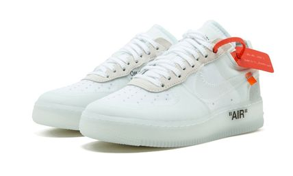 Nike Sneakers Street Style Collaboration Plain Sneakers 4