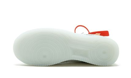 Nike Sneakers Street Style Collaboration Plain Sneakers 7