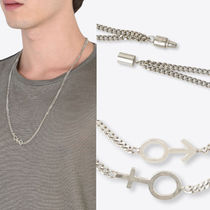 Maison Martin Margiela Silver Necklaces & Chokers