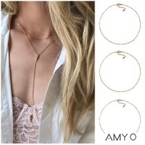 AMY O Costume Jewelry Casual Style Necklaces & Pendants
