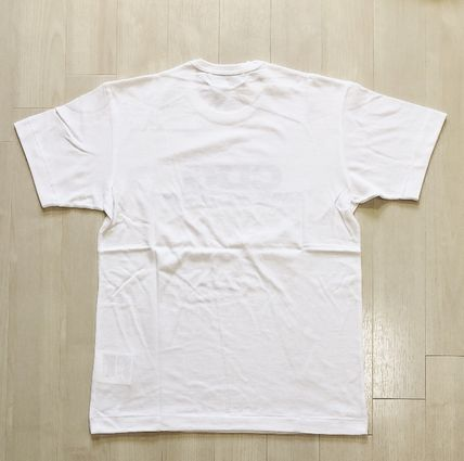 COMME des GARCONS More T-Shirts Unisex Street Style Short Sleeves T-Shirts 5