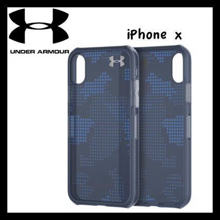 Camouflage Street Style Smart Phone Cases