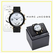 MARC JACOBS Casual Style Round Digital Watches