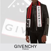 GIVENCHY Other Check Patterns Wool Scarves