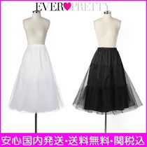 Ever-Pretty A-line Plain Medium Party