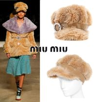 MiuMiu Hats & Hair Accessories