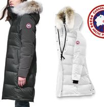 CANADA GOOSE ROWLEY Long Down Jackets