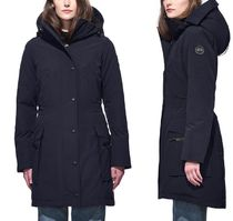 CANADA GOOSE Long Down Jackets