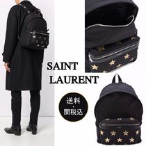 Saint Laurent Star Backpacks