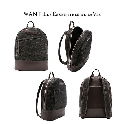 WANT LES ESSENTIELS DE LA VIE Backpacks