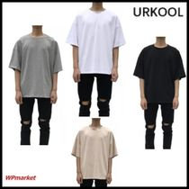URKOOL Street Style Short Sleeves T-Shirts