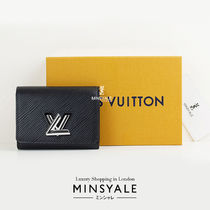 Louis Vuitton TWIST COMPACT WALLET [London department store new item]